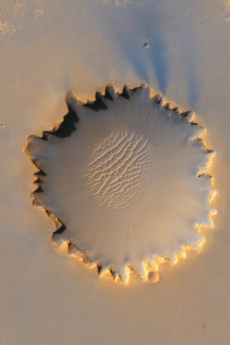 crater-impact-crater-mars-87655